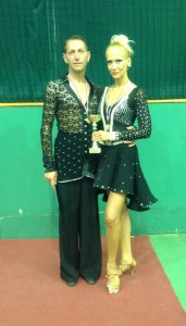 Georgi i Aleksandrina - shampioni na bulgaria seniori 1 - 2014