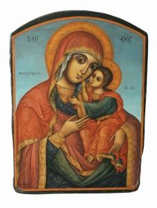 Богородица умиление-Панайот Панайотов-ПОНАТА