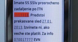 EVN_sms