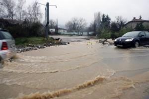 Тунджа Наводнения
