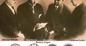 Paul Harris-first meeting