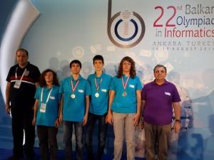 Olimpiiski otbor Informatika 1