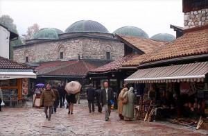 Безистена в Сараево