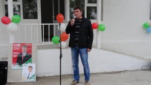 Димитър Комитов-кмет Тенево
