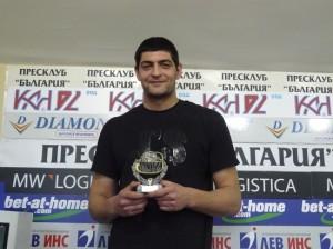 Niki Varbanov_Award