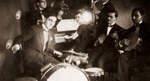 20-те години на миналия век-джаз
