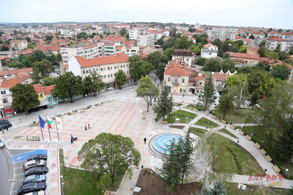 Резултат с изображение за град elhovo