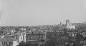 Ретро-Ямбол-панорама