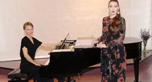 Гинка Учкова и Мария Казан