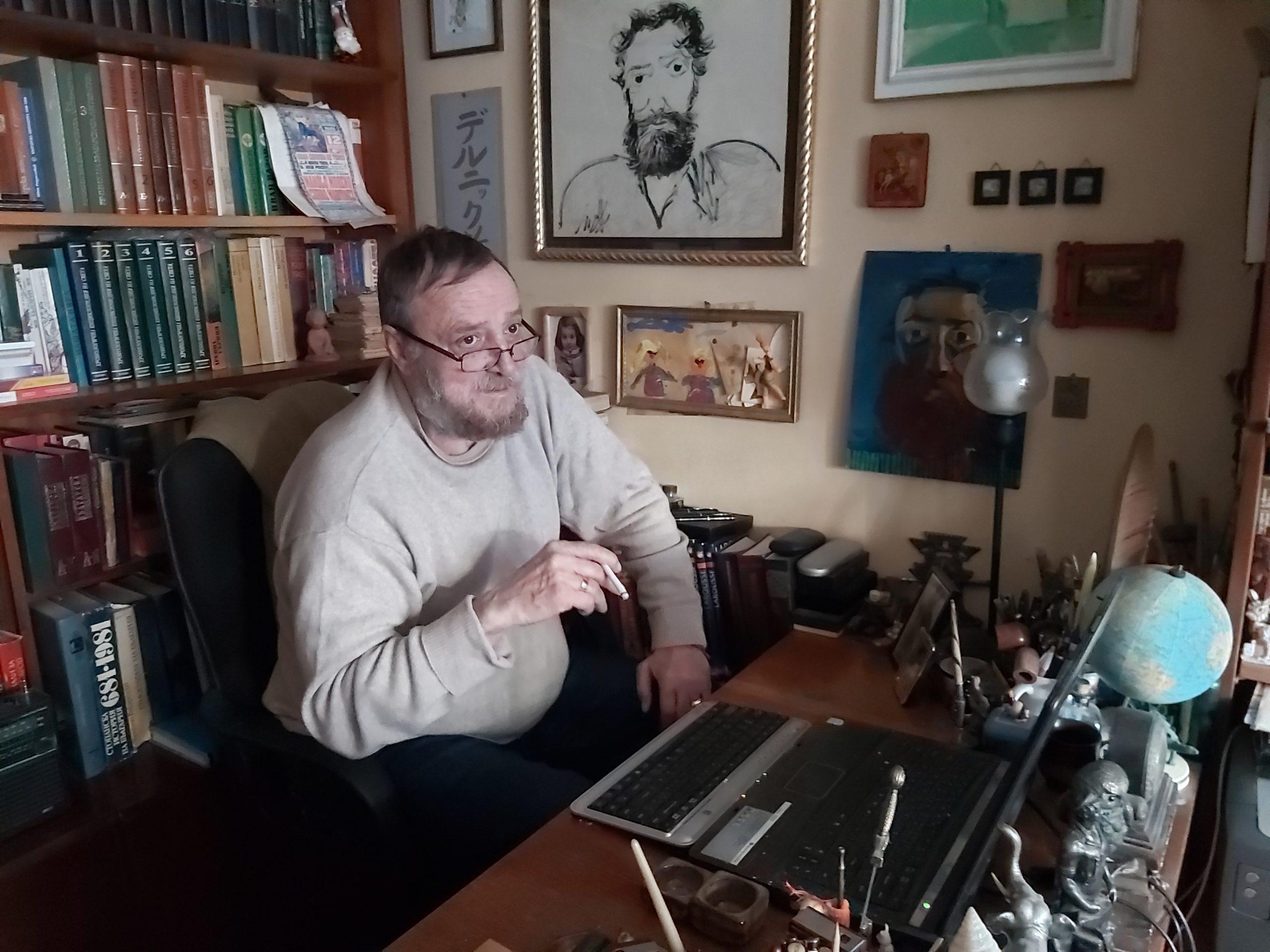 Любомир Котев: Колкото по-смислено е едно произведение, по-красиво е то